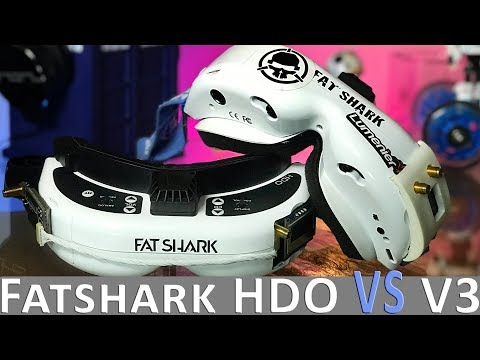 FatShark HDO vs V3 and HDO Review | Should you shell out $500?!