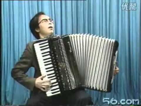 Best Accordion Ever : Chinas Accordion Master Yang Play