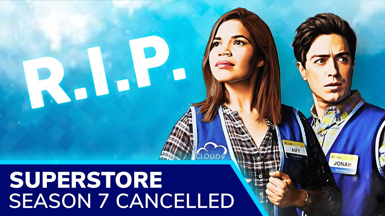 Download SUPERSTORE Season 7 CANCELLED by NBC as America Ferrera Exits the Show as Star and Producer