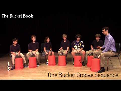 One Bucket Groove Sequence