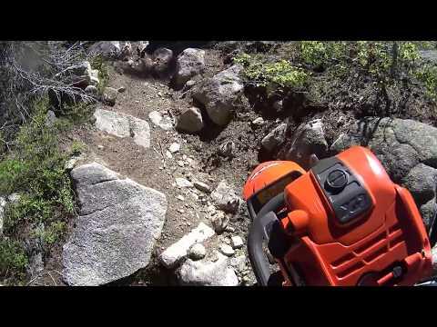 Clearing Mountain Trails with Matt Gossard & Travis Thornton