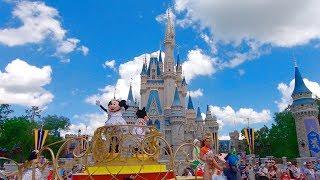 Magic Kingdom 2019 Walt Disney World, Orlando, Florida   Full Complete Walkthrough Tour