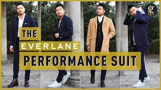 THE EVERLANE PERFORMANCE SUIT …