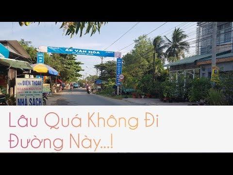 Đường Phố Vĩnh Long ĐOẠN ĐƯỜNG LONG MỸ NGÀY NAY