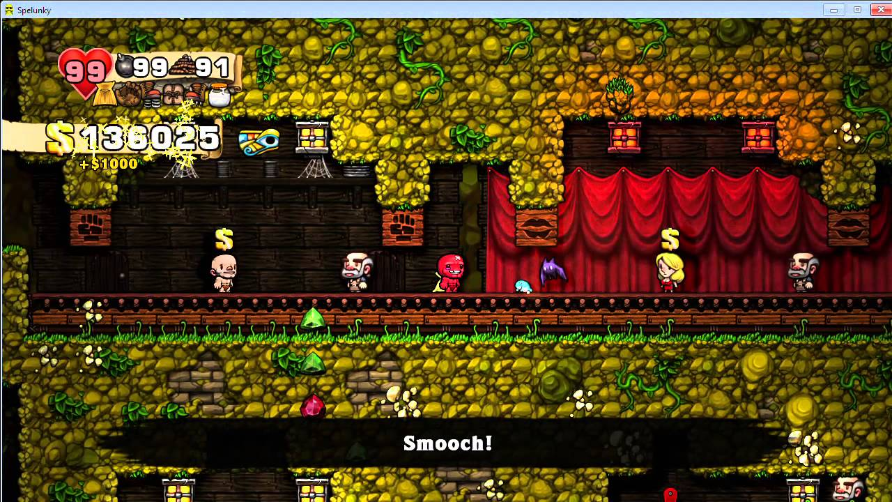 Spelunky how to find the black market