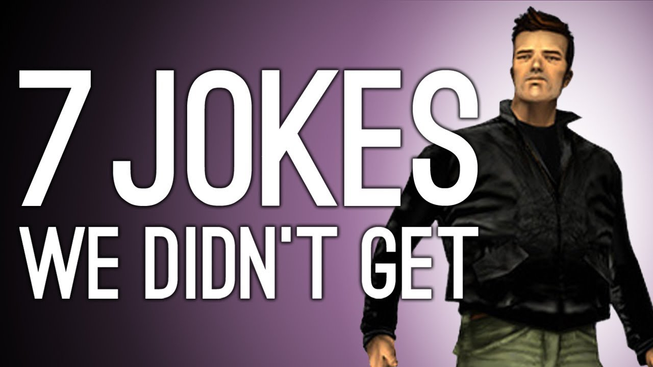 7 Jokes We Didn T Get Until Much Later Youtube