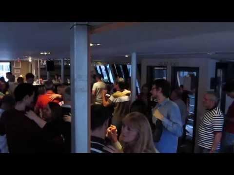 Naturally Dance kizomba radionica za početnike na brodu