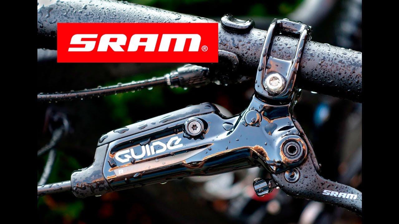 SRAM Guide BRAKES Quick Check