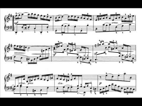 Bach - Goldberg Varations, BWV 988