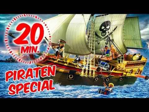 ⭕ Playmobil Piraten Special - Captain Jack und die Abenteuerschatzinsel - Pandido TV