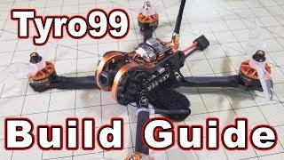 Eachine Tyro99 FULL Build Guide 😀🏁🛠️
