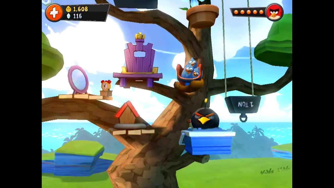 Angry Birds Go! Серия 17! 2 гонки и 2 ПОБЕДЫ! Rocky Road