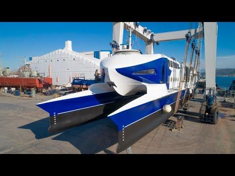 SPEED CAT 1 - Alpha Lines  (Dry Docking)  IMO 8734346