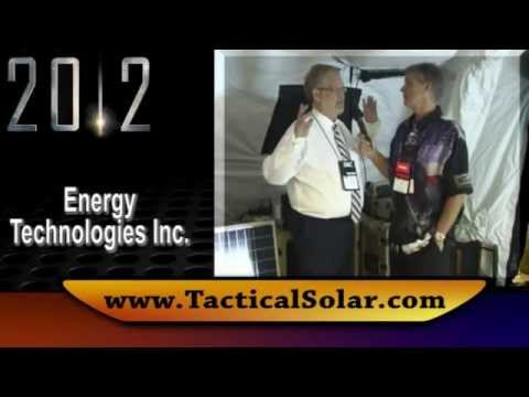 Energy Technologies, Inc. : Rugged Tactical Power