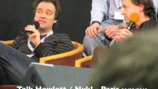 SciFi convention - David Hewlett & David Nykl - Talk 7