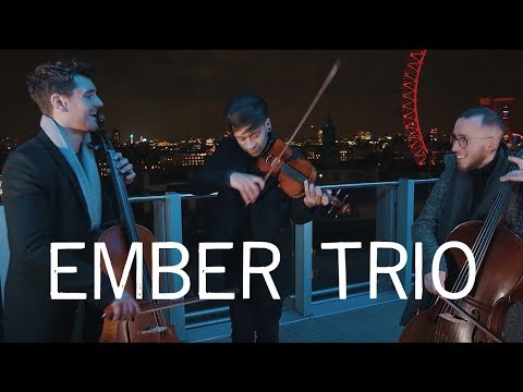 Ember Trio - Hip Hop Medley Violin and Cello Cover