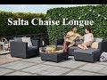 Salta Chaise Loungue Alibert