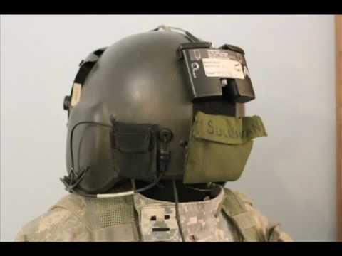 Air Warrior:  Evolution of the Flight Helmet