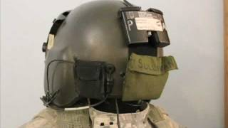 Air Warrior:  Evolution of the Flight Helmet