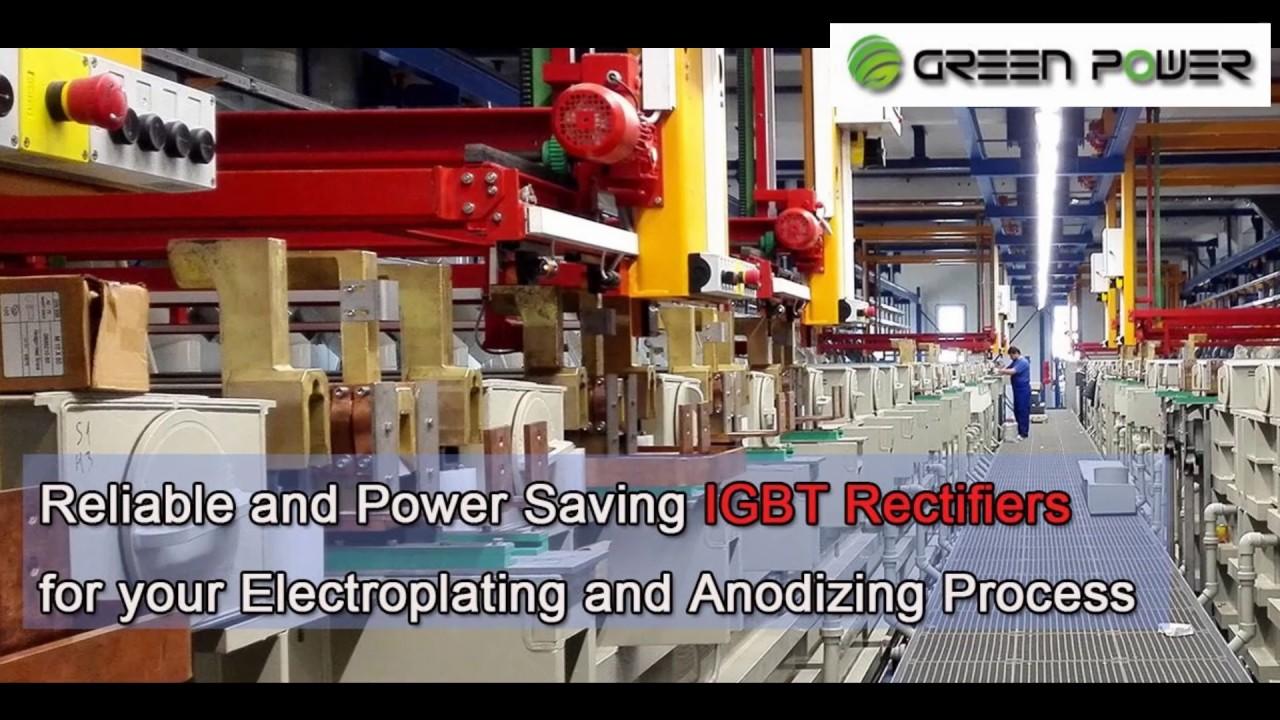 Electroplating - Green Power Co , Ltd