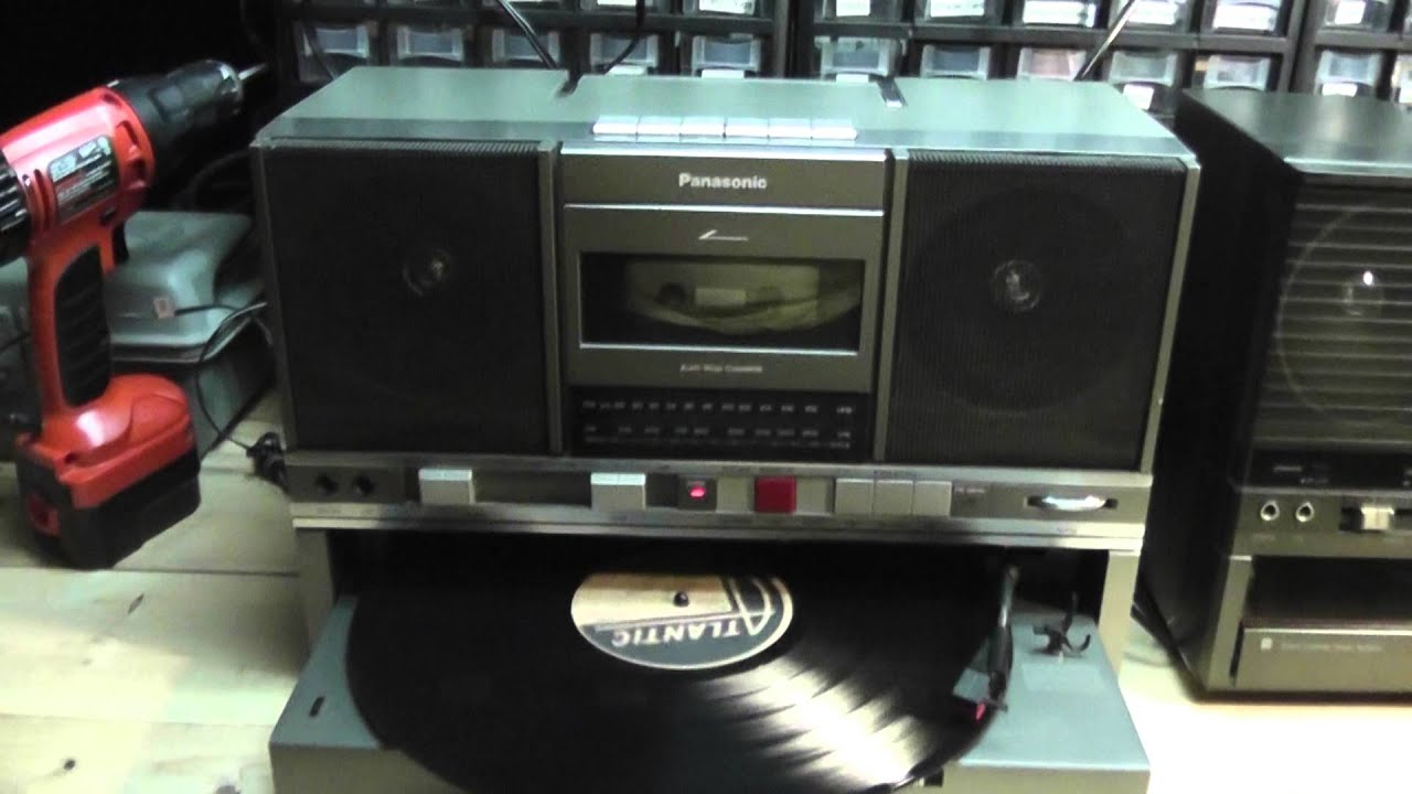 Maxresdefault on stereo system with turntable