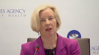 video: Benefits of the AstraZeneca vaccine outweigh the risks, European regulator says