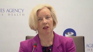 video: Benefits of the AstraZeneca vaccine outweigh the risks, European regulator says