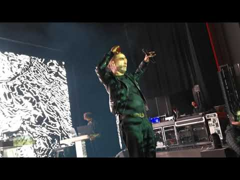 Thom Yorke - Two Feet Off The Ground - LA Oct 30