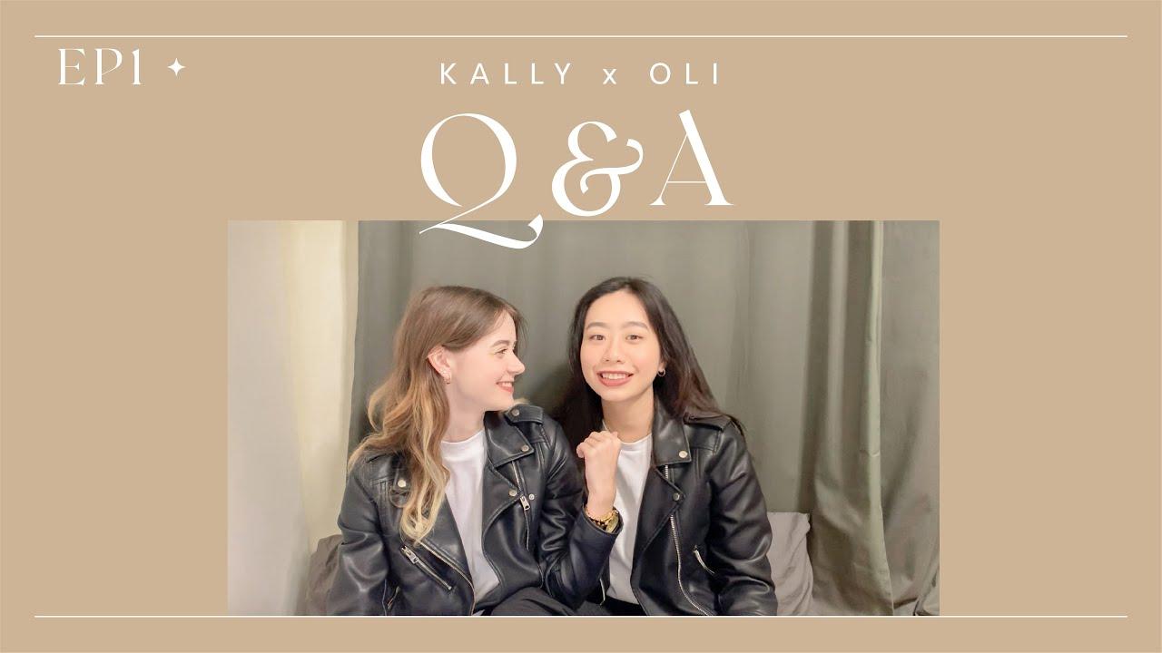 Download Our First Q&A I Taiwan l Poland l Lesbian Couple