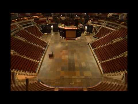 KeyArena Timelapse March