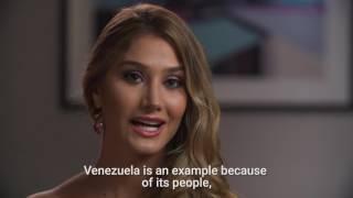 up close miss universe venezuela mariam habach