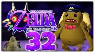 Let's Play THE LEGEND OF ZELDA MAJORAS MASK 3D Part 32: Im Galopp zur Schädelküste