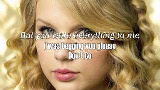 Taylor Swift - LOVE STORY Official Lyrics Video (Download Link in the Description box)