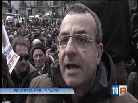 Servizio TGR Calabria su Acri in Rivolta