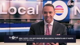 The Talk with James Pierre: Eric Yutzy - I dont know my biological parents