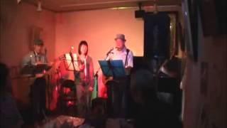 2013.6.22 三田ライブカフェ「Key Largo」にて.