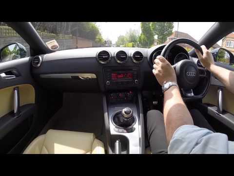 Audi TT 3.2 V6 Quattro 2dr + ADAPTIVE XENON LIGHTS Virtual Test Drive