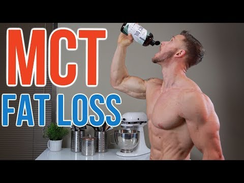 Does MCT Oil Help You Burn Fat