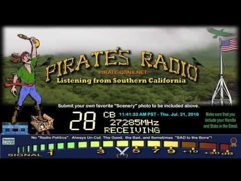 LogTrucker WA, CopperHead CA, MissionControl 920 TX, Pirate#9 CA