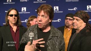 GEORGE THOROGOOD, BRIAN SETZER JOIN TOGETHER FOR TOUR IN 2015