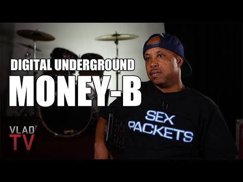 Money B: If Jesus Christ Played 2Pac It Wouldn't Be Enough