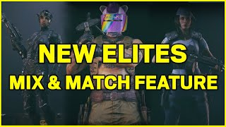 Kali & Zofia Elite + Resident Evil Crossover w/ Jill Valentine + New Elite Feature!