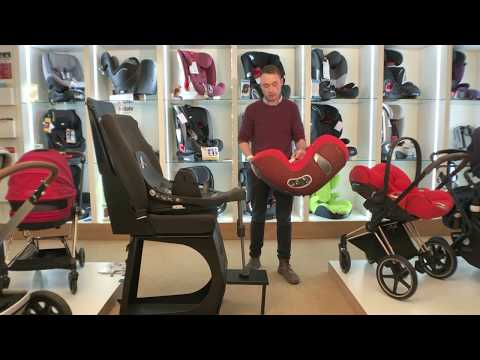 Cybex Z Car Seat Family Demonstration
