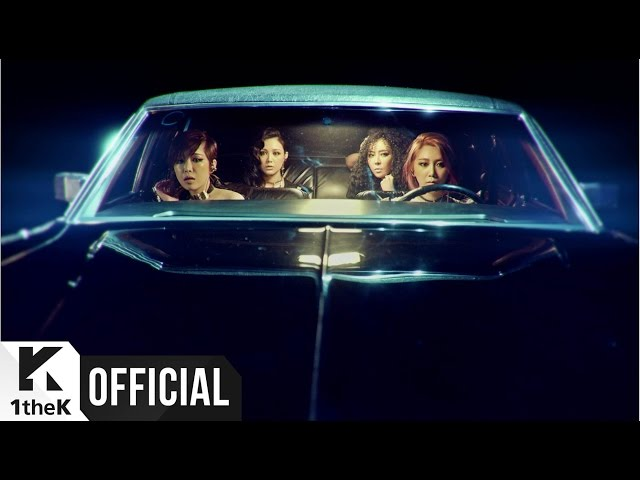 [MV] Brown Eyed Girls(브라운아이드걸스) _ Brave New World(신세계)