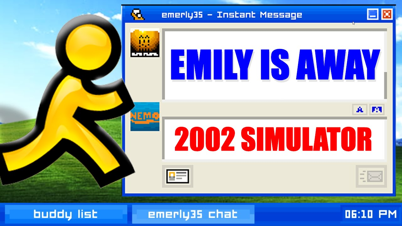 emily is away 2002 instant message simulator 1 youtube