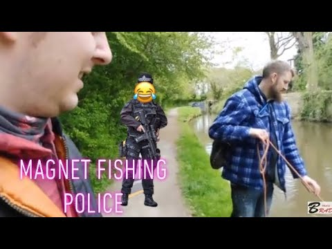 Thumbnail: Police Attack us while Magnet Fishing
