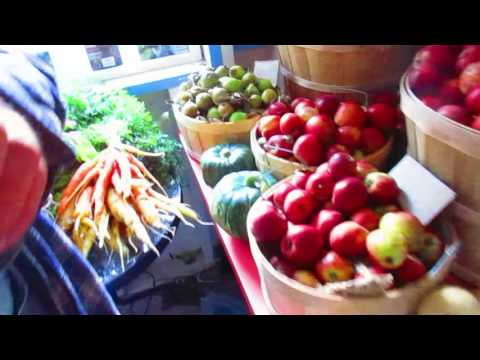 Organic Produce on Salt Spring Island