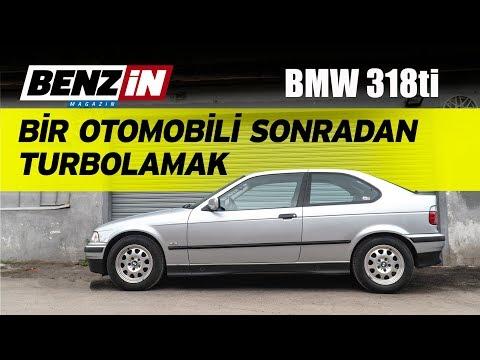 Bir Otomobili Sonradan Turbolamak | BMW 318ti Compact Turbo Projesi