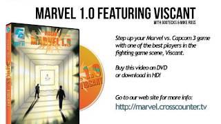 Cross Counter presents: Marvel 1.0 feat. Viscant (Marvel vs. Capcom 3 Tutorial)
