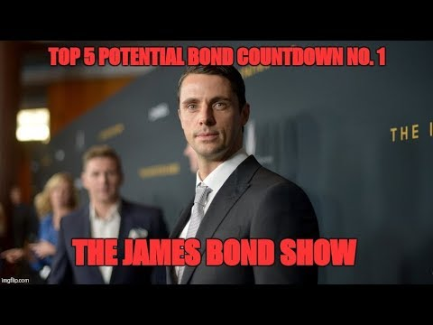 JAMES BOND: Top 5 Actors Who Could Play James Bond - No.1